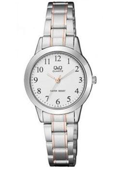 Японские наручные  женские часы Q&Q Q947J404. Коллекция Кварцевые