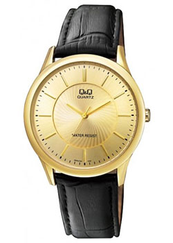 Японские наручные  мужские часы Q&Q Q948J100. Коллекция Кварцевые