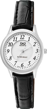 Японские наручные  женские часы Q&Q Q949J304. Коллекция Кварцевые