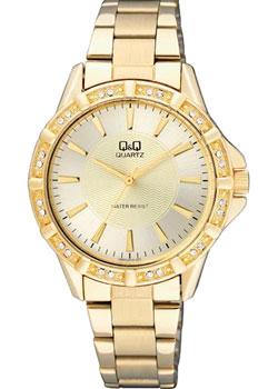 Японские наручные  женские часы Q&Q Q951J010. Коллекция Elegant