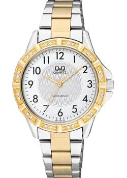 Японские наручные  женские часы Q&Q Q951J404. Коллекция Кварцевые