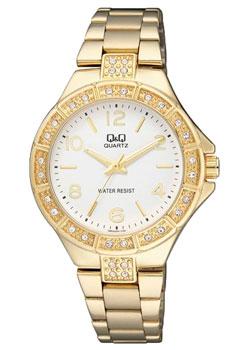 Японские наручные  женские часы Q&Q Q953J004. Коллекция Elegant