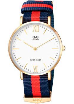 Японские наручные  мужские часы Q&Q Q974J131. Коллекция Standard