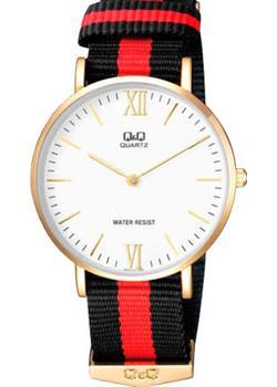 Японские наручные  мужские часы Q&Q Q974J141. Коллекция Standard