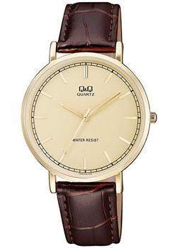 Японские наручные  мужские часы Q&Q Q978J100. Коллекция Кварцевые
