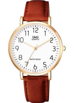 Японские наручные  мужские часы Q&Q Q978J104. Коллекция Кварцевые