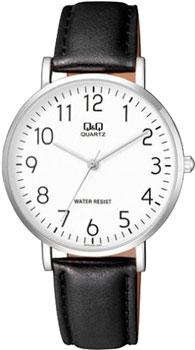 Японские наручные  мужские часы Q&Q Q978J304. Коллекция Кварцевые