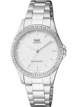 Японские наручные  женские часы Q&Q Q985J201. Коллекция Кварцевые
