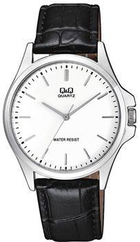 Японские наручные  мужские часы Q&Q QA06J301. Коллекция Кварцевые