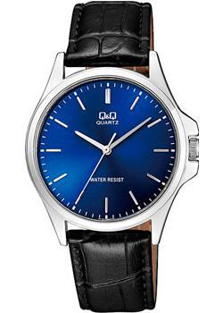 Японские наручные  мужские часы Q&Q QA06J302. Коллекция Кварцевые