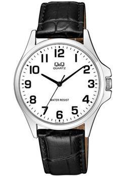 Японские наручные  мужские часы Q&Q QA06J304. Коллекция Кварцевые