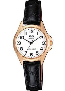 Японские наручные  женские часы Q&Q QA07J104. Коллекция Standard