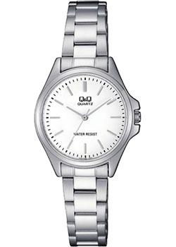 Японские наручные  женские часы Q&Q QA07J201. Коллекция Кварцевые