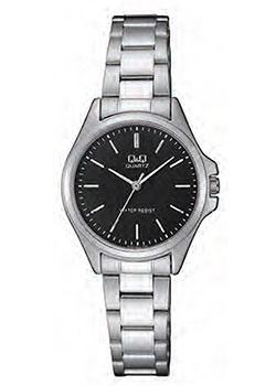 Японские наручные  женские часы Q&Q QA07J212. Коллекция Кварцевые