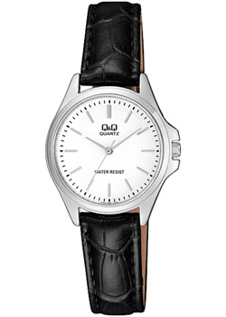 Японские наручные  женские часы Q&Q QA07J301. Коллекция Кварцевые