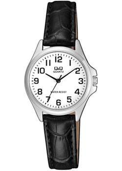 Японские наручные  женские часы Q&Q QA07J304. Коллекция Кварцевые