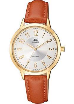 Японские наручные  женские часы Q&Q QA09J114. Коллекция Кварцевые