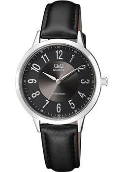 Японские наручные  женские часы Q&Q QA09J305. Коллекция Кварцевые
