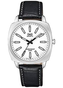 Японские наручные  мужские часы Q&Q QA12J301. Коллекция Кварцевые