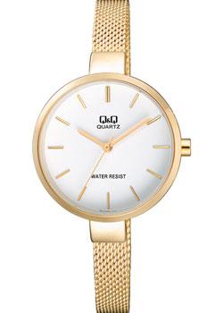 Японские наручные  женские часы Q&Q QA15J001. Коллекция Elegant