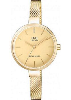 Японские наручные  женские часы Q&Q QA15J010. Коллекция Elegant