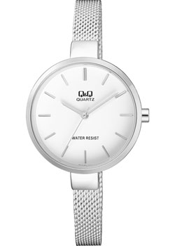 Японские наручные  женские часы QQ QA15J201. Коллекция Elegant.