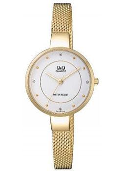 Японские наручные  женские часы Q&Q QA17J001. Коллекция Кварцевые
