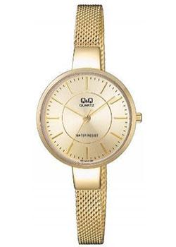 Японские наручные  женские часы Q&Q QA17J010. Коллекция Кварцевые