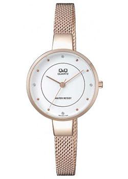 Японские наручные  женские часы Q&Q QA17J011. Коллекция Кварцевые