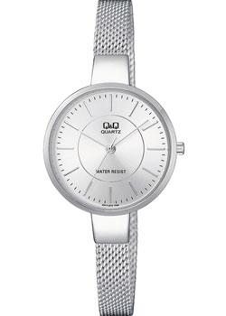 Японские наручные  женские часы Q&Q QA17J201. Коллекция Elegant
