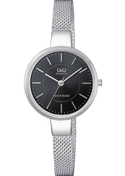 Японские наручные  женские часы Q&Q QA17J202. Коллекция Elegant