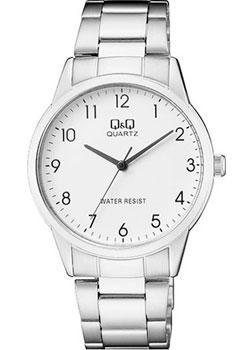 Японские наручные  мужские часы Q&Q QA44J204. Коллекция Кварцевые
