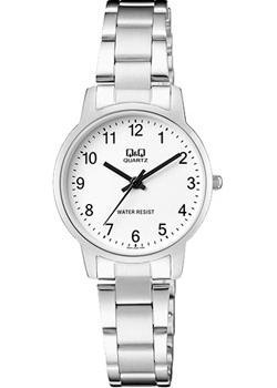 Японские наручные  женские часы Q&Q QA47J204. Коллекция Кварцевые