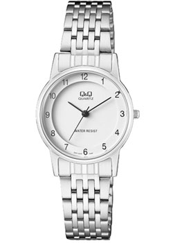 Японские наручные  женские часы Q&Q QA57J204. Коллекция Кварцевые