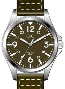 Японские наручные  мужские часы QQ QB12J345. Коллекция Sports.