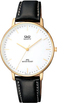 Японские наручные  женские часы Q&Q QZ00J101. Коллекция IP Series