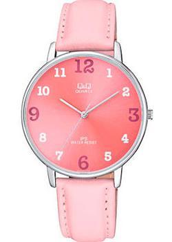 Японские наручные  женские часы Q&Q QZ00J305. Коллекция IP Series