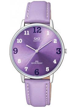 Японские наручные  женские часы Q&Q QZ00J315. Коллекция IP Series