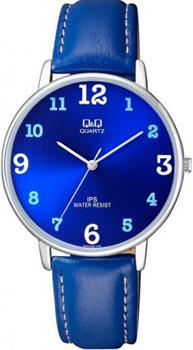 Японские наручные  женские часы Q&Q QZ00J325. Коллекция IP Series