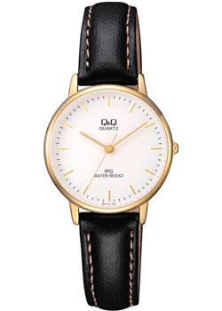 Японские наручные  мужские часы QQ QZ01J101. Коллекция IP Series.