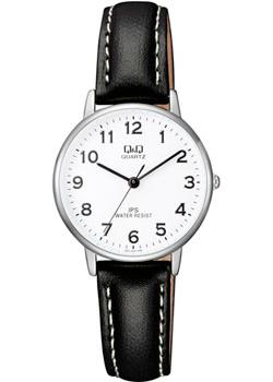 Японские наручные  женские часы Q&Q QZ01J304. Коллекция IP Series