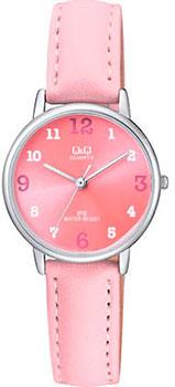 Японские наручные  женские часы Q&Q QZ01J305. Коллекция IP Series