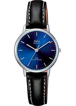 Японские наручные  женские часы Q&Q QZ01J312. Коллекция IP Series