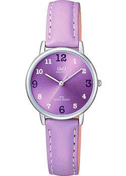 Японские наручные  женские часы Q&Q QZ01J315. Коллекция IP Series