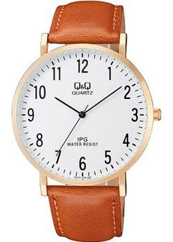 Японские наручные  мужские часы Q&Q QZ02J104. Коллекция IP Series