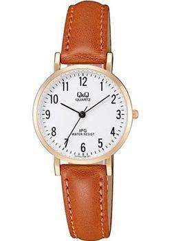 Японские наручные  женские часы Q&Q QZ03J104. Коллекция IP Series