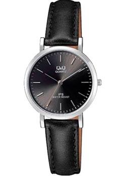 Японские наручные  женские часы Q&Q QZ03J302. Коллекция IP Series
