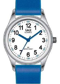 Японские наручные  женские часы Q&Q QZ09J304. Коллекция IP Series