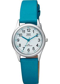 Японские наручные  женские часы Q&Q QZ09J344. Коллекция IP Series