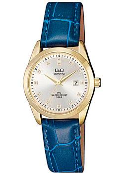 Японские наручные  женские часы Q&Q QZ13J101. Коллекция IP Series